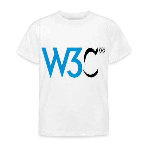 w3c - Kids' T-Shirt
