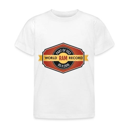 Nappo-Kids - Kinder T-Shirt