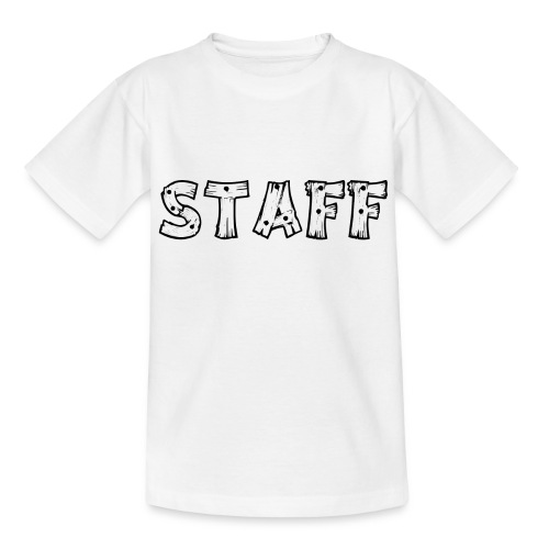 STAFF - Maglietta per bambini