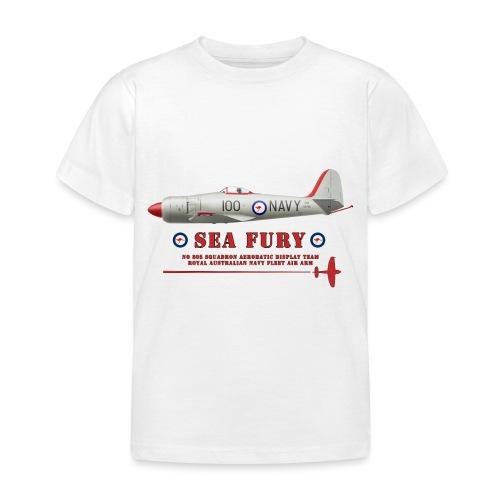 Sea Fury RAN - T-shirt Enfant