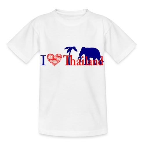 I love Thailand - Kids' T-Shirt