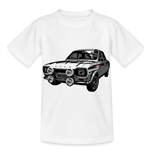 Mk1 Escort - Kids' T-Shirt