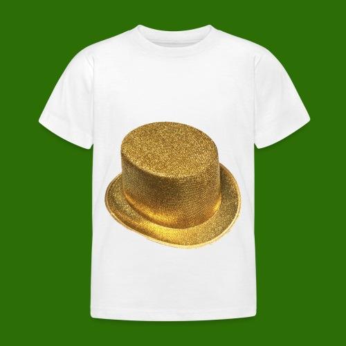 gold nus - Børne-T-shirt