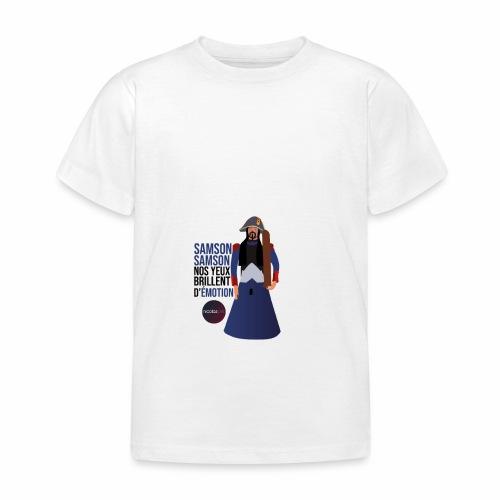 Samson - T-shirt Enfant