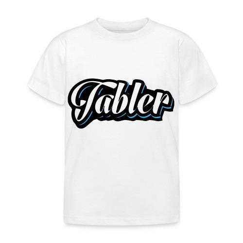 Tabler - Kinder T-Shirt