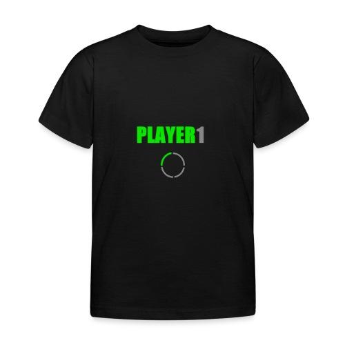PLAYER 1 VideoJuegos - Camiseta niño
