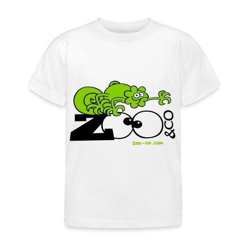 Zooco Chameleon - Kids' T-Shirt