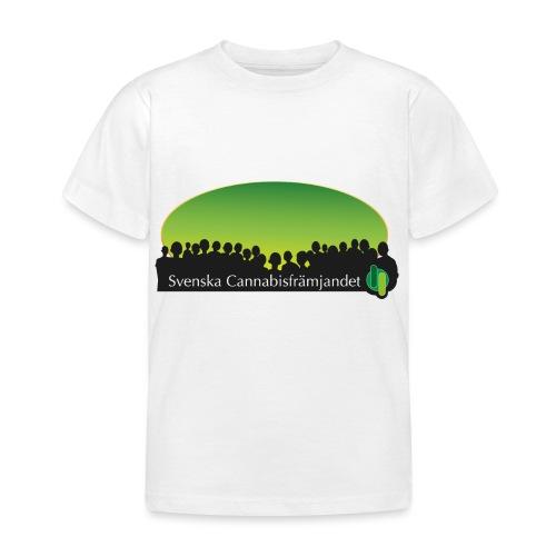 Svenska Cannabisfrämjandet - T-shirt barn