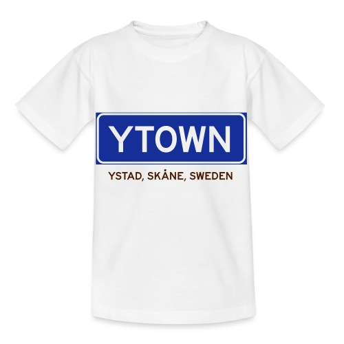 Ystad, Badly Translated - T-shirt barn