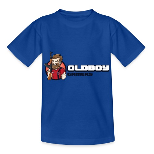 Oldboy Gamers Fanshirt - T-skjorte for barn