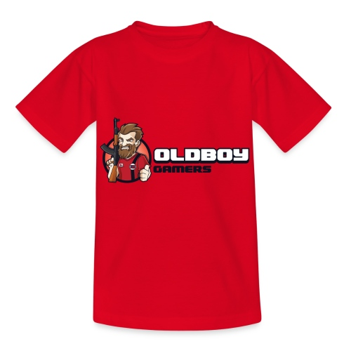 Oldboy Gamers Fanshirt - T-skjorte for barn