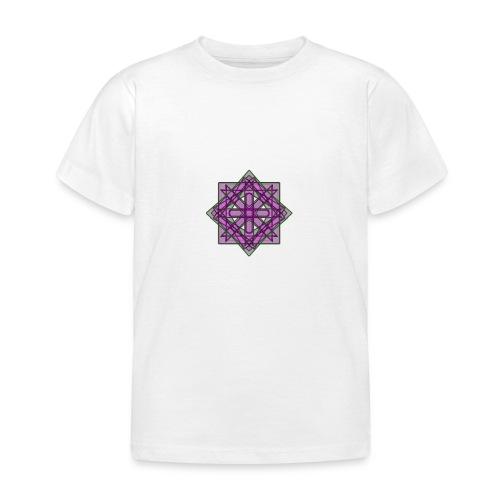 geometronology - Kids' T-Shirt