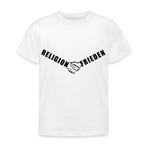 46_Handschlag_01 - Kinder T-Shirt