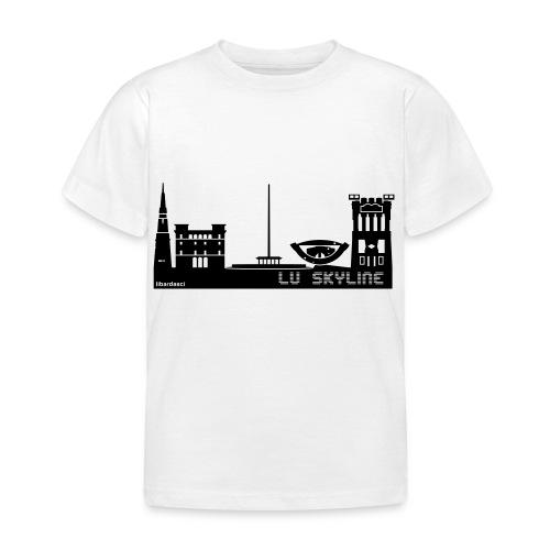Lu skyline de Terni - Maglietta per bambini