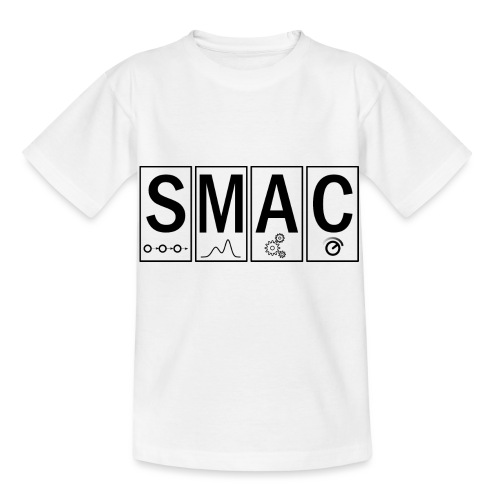 SMAC3_large - Kids' T-Shirt