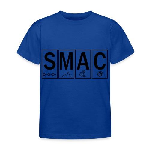 SMAC3_large - Kids' T-Shirt