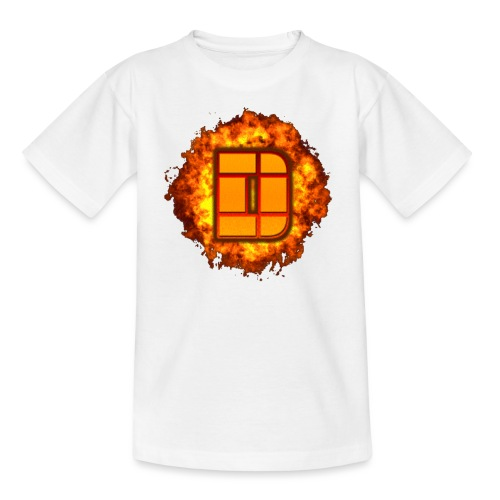 DanTastix YouTube Logo - Kids' T-Shirt