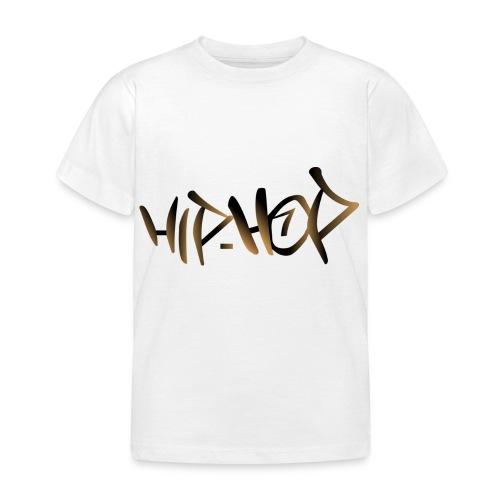 HIP HOP - Kids' T-Shirt