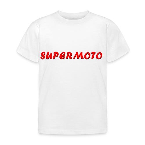SupermotoLuvan - T-shirt barn