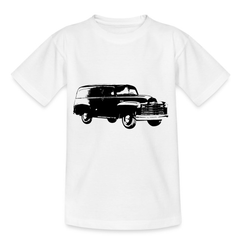 1947 chevy van - Kinder T-Shirt