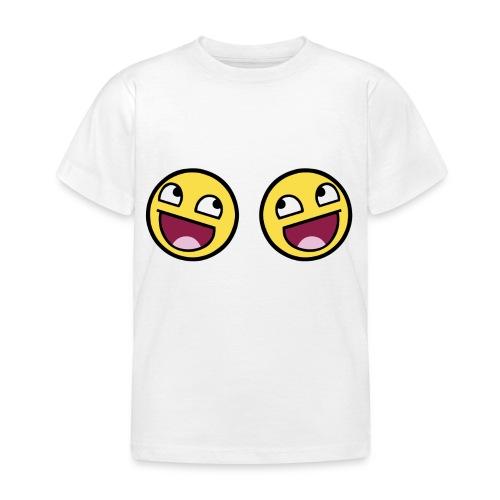 Boxers lolface 300 fixed gif - Kids' T-Shirt