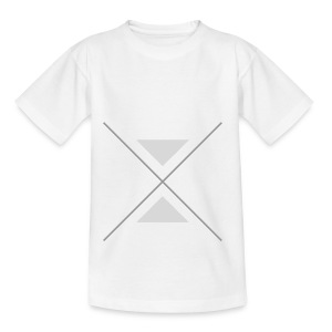 triangles-png - Kids' T-Shirt