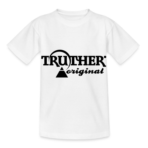 Truther - Kinder T-Shirt