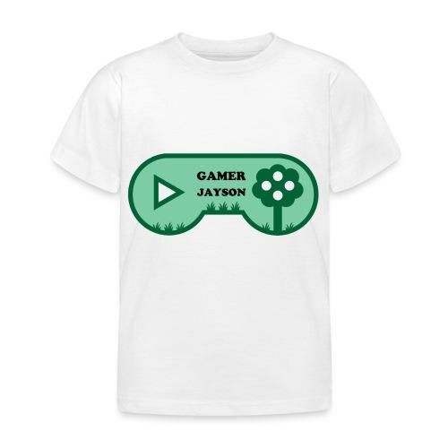 Joueur Jayson - T-shirt Enfant