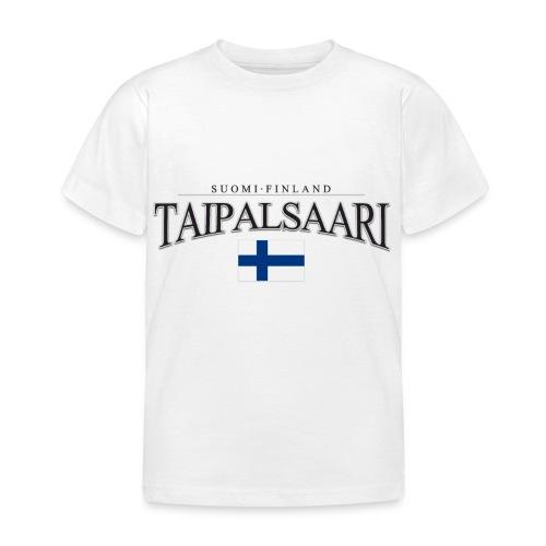 Suomipaita - Taipalsaari Suomi Finland - Lasten t-paita
