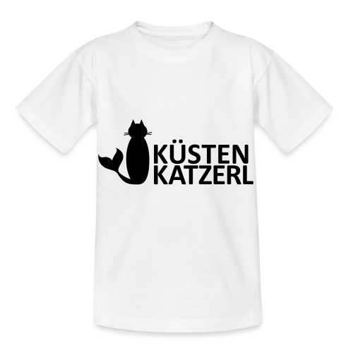 Küstenkatzerl - Kinder T-Shirt