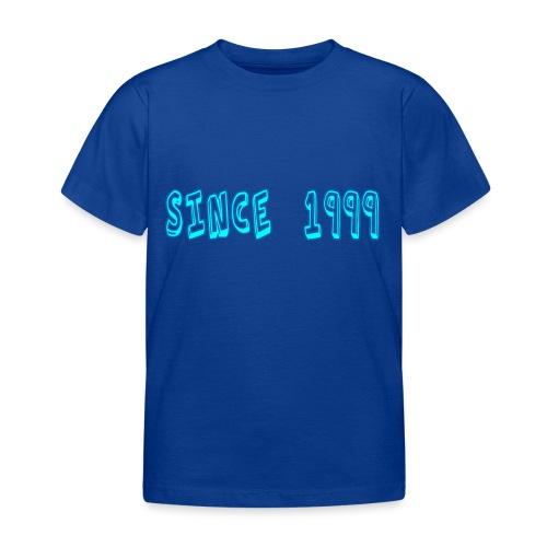 Since 1999 - Lasten t-paita