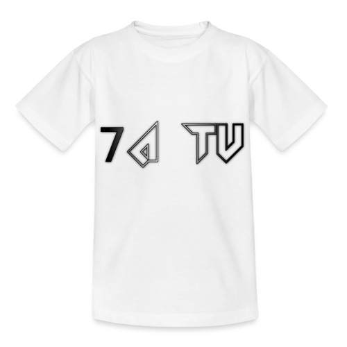 7A TV - Kids' T-Shirt