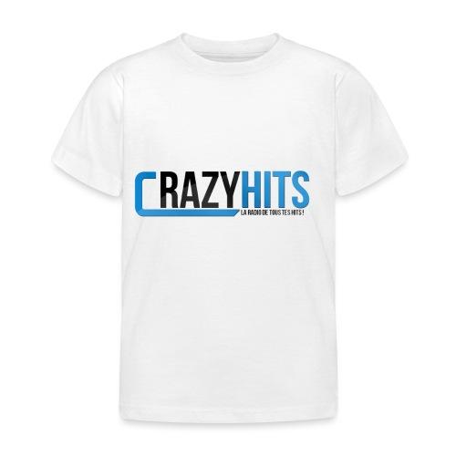 CrazyHIT - T-shirt Enfant