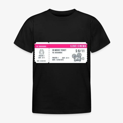 Cinema 2 - Camiseta niño