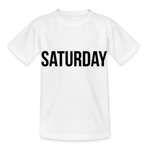 Saturday - Kids' T-Shirt