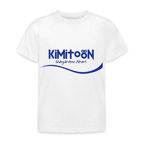 Kimitoön: skärgårdens förort - Lasten t-paita