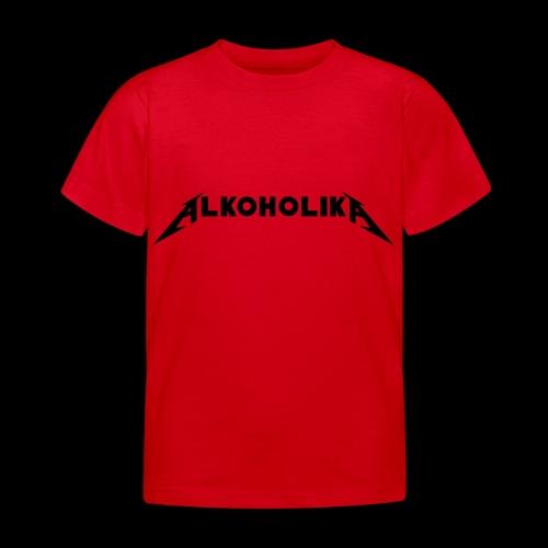 Alkoholika Official - Kinder T-Shirt