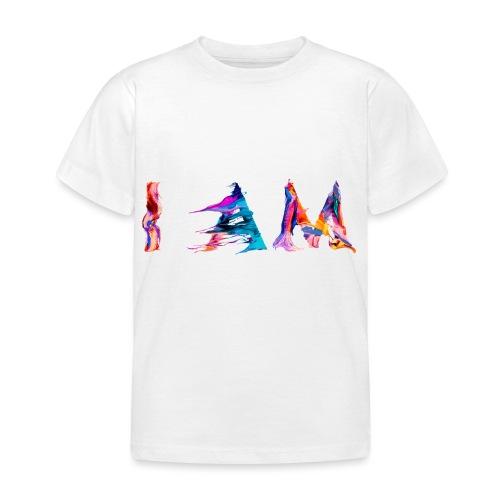 I AM - T-shirt Enfant