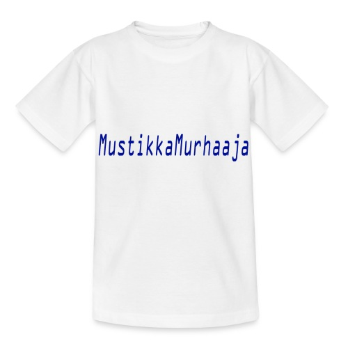 mustin tuotteet - Lasten t-paita