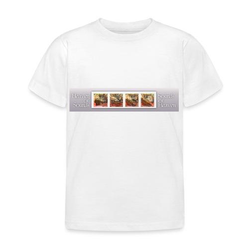 Design Sounds of Heaven Heaven of Sounds - Kinder T-Shirt