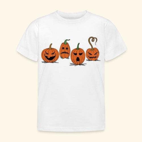 Pumpkin gear - Pumpkin gear on Halloween - Kids' T-Shirt