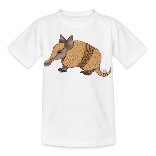 Armand Armadillo - Kinder T-Shirt
