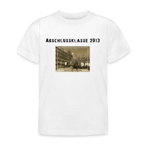 motiv abschlussklasse 2013 2 - Kinder T-Shirt