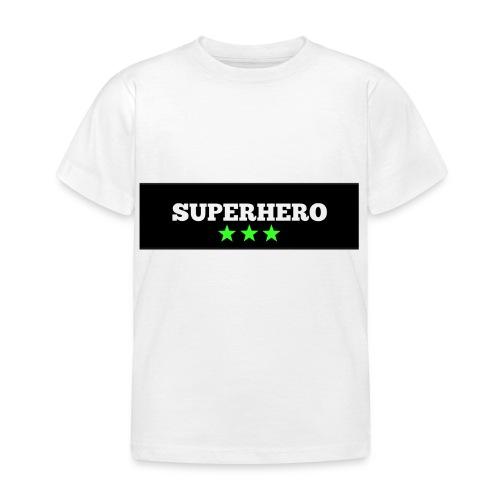 Lätzchen Superhero - Kinder T-Shirt