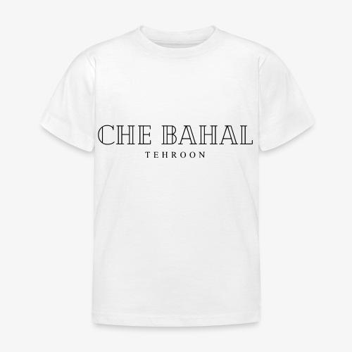 CHE BAHAL - Kinder T-Shirt