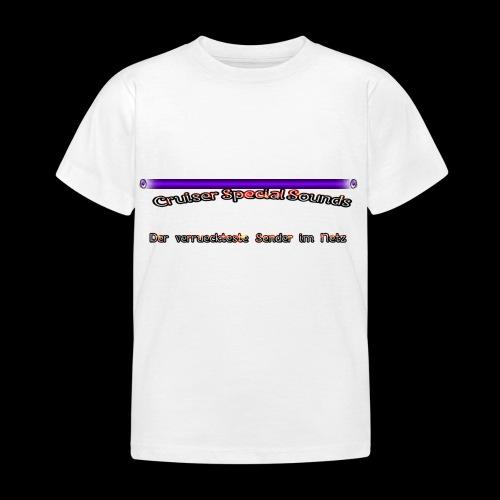 cssder - Kinder T-Shirt