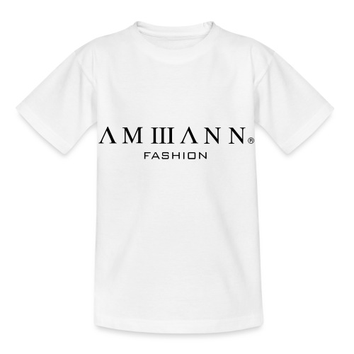 AMMANN Fashion - Kinder T-Shirt