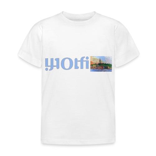 WOLFI5 - Kinder T-Shirt