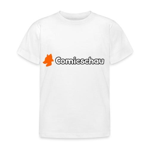 Comicschau inkl. Text - Kinder T-Shirt