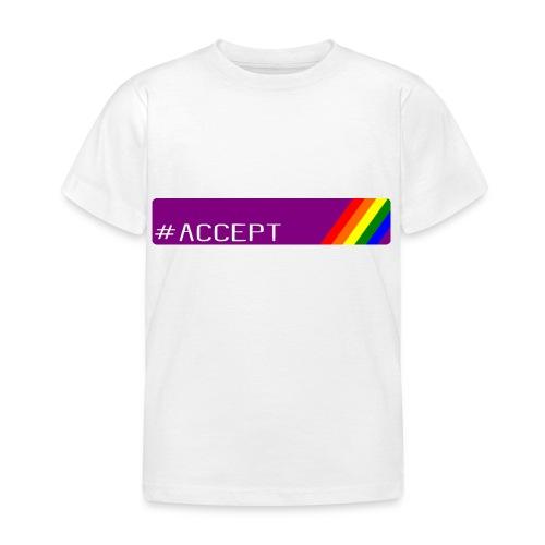 79 accept - Kinder T-Shirt